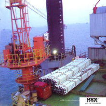 Sistema de tubería FRP de ingeniería e ingeniería marina