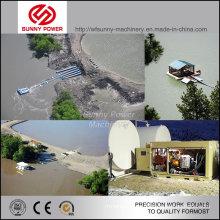 Bauernhof und Industrie Diesel Wasserpumpe für Bewässerung Hochwasserschutz und Industrie Bewässerung