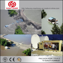 Farm and Industry Diesel Water Pump for Irrigation Flood Control and Industry Watering