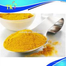Poudre de curcuma colorant alimentaire