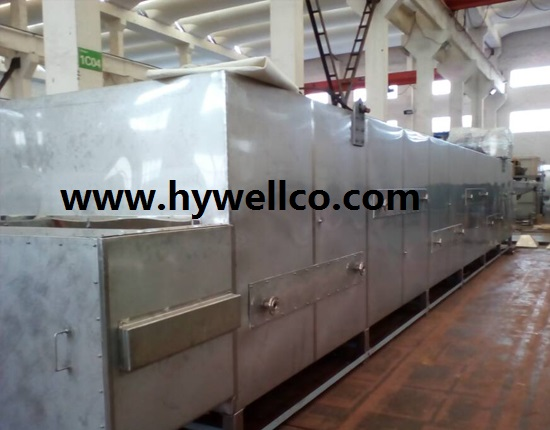 Fruit Slice Drying Machine