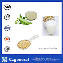 Heißer Verkauf Golden Standard Whey Protein Isolat 90% für Bodybuilding