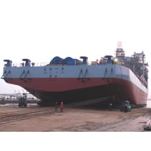 Barge repair and Salvage rubber airbag / marine airbag
