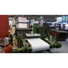 Wire Stapled Notebook Making Production Line Model Ld1020