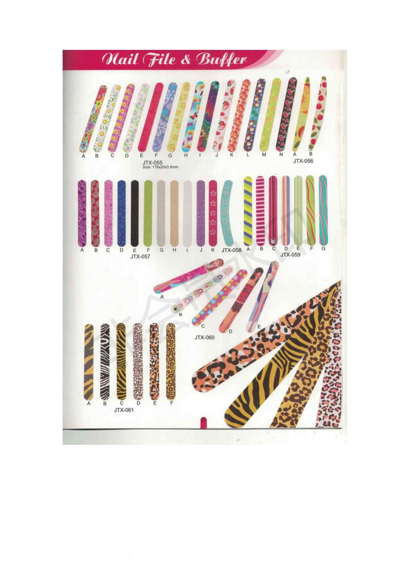 Kartier Beauty Tools Factory Product Catalog_08
