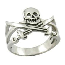 Anel de aço inoxidável anel de guardanapo homens anel
