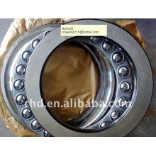 Rolamento de esferas NACHI 51122 usado no motor do ventilador