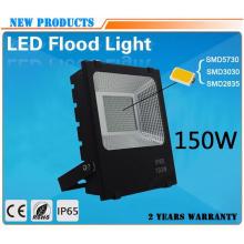 Luz de inundação de pouco poder ultra fina a mais poderosa do diodo emissor de luz de 150W SMD