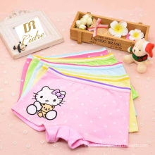 Japaness Style Carton Hello Kitty Printed Panties Lovely Childern Breathable Soft Underwear