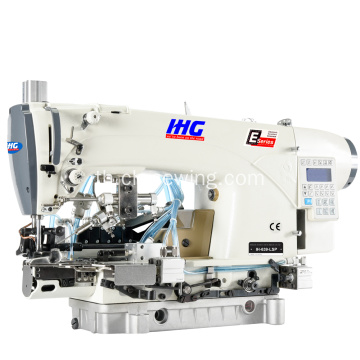 IH-639D-CSPDirect Drive Hemstitch Bottom Hemming Machine