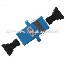 15 Db Sc Fibra óptica atenuador, alta calidad 10 Db Sc fibra óptica atenuador, SC UPC atenuador, impacto atenuador