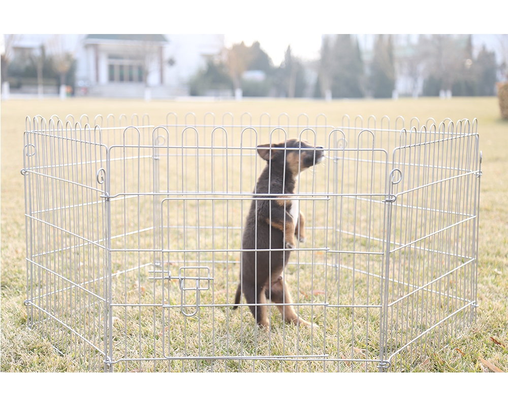 Wire Welded Dog Playpen
