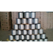 Galvanized iron wire product