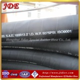 Discount! Factory supply SAE 100 R13 spiral hydraulic rubber hose