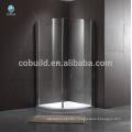 popular Luxury shower cabin Frameless sliding glass shower room