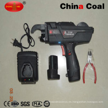 Batería de la fuente de la fábrica de China Rebar Pistola que ata la máquina