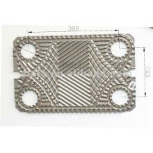 ТС6 связанных с 316L пластины теплообменника пластины, пластины теплообменника производство