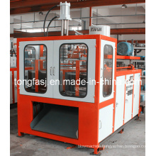 1L Four Station Semi Automatic Blow Molding Machine (TVF-1L)