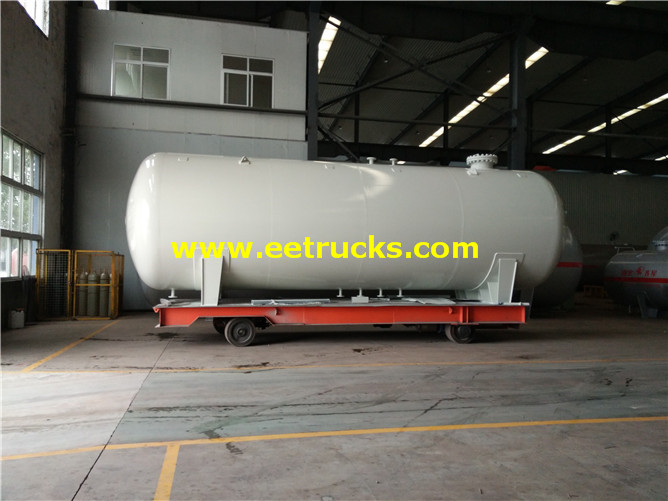 Aqueous Ammonia Storage Tank