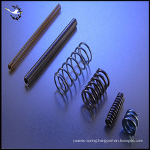 Custom small tapered compression springs