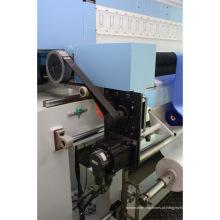 Máquina de estofamento informatizado não-Shuttle Looper para colchões