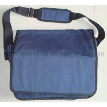 Bolsa de mensageiro promocional poliéster, mochila de ombro único