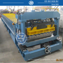 Metrocopo Step Tile Roofing Roll Forming Machine