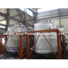 Réacteur en acier inoxydable 316L avec demi-tube R007