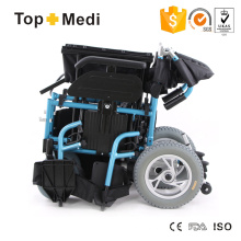 Year-End Big Promotion Aluminum Electric Power Wheelchair with Pg Controller