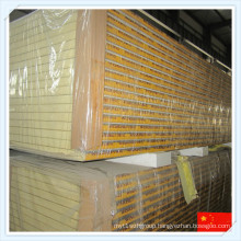GB Standard Heat Preservation Fireproof PU Sandwich Panel