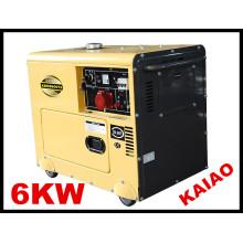 7.5kVA/6kw Stable Diesel Generator Low Noise