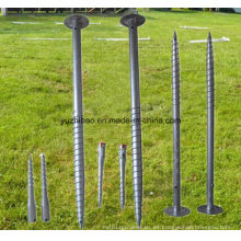 Match Krinner Ground Screw Pile para Vineyard & Orchard