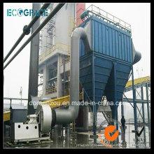 Sistema de recogida de polvo del molino de cemento