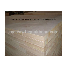 Raw and Melamine Blockboard for Furniture and Door Panel / commercial blockboard