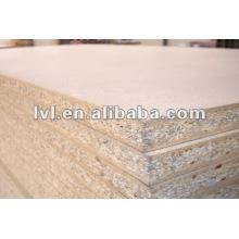 1220 * 2440 * 18mm tablero de partículas laminado / tablero de partículas de melmaine
