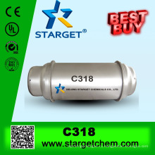 Октафторциклобутан, C-318, H-318, C318, R-318, R318, C4F8