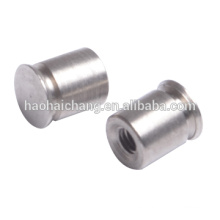 Sujetadores de ojo de cerradura de acero inoxidable de fabricación de chapa
