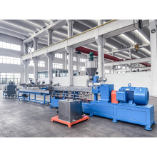 Plastic Compound Mixer PVC Compound Twin Screw Extruder