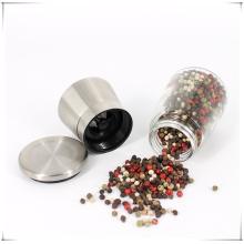 Molinillo de especias de cerámica de acero inoxidable manual ajustable