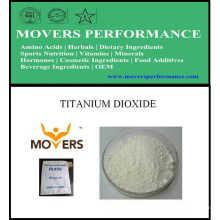 Ingrédient cosmétique Slaes chaud: Dioxyde de titane (non-nano)
