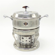 Prato de aquecimento por atrito redondo do cheiro do recipiente do aquecedor de alimento da garrafa térmica de aço inoxidável da promoção