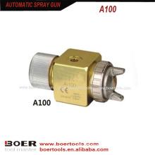 Porpular e econômico Automative Spray Gun Bico de pulverização automática A100