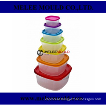 7 Color Size Plastic Food Container Mould