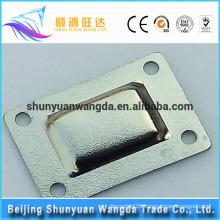 OEM aluminum stamping metal punching parts