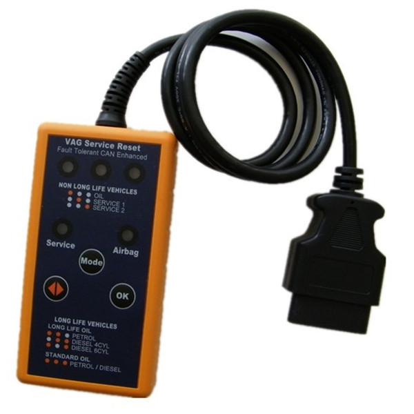 Service Light Reset Tool for Audi