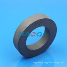 Círculo da forma do ímã cerâmico da ferrite 100X60X20mm