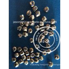 Metal Abrasive Zinc Cut Wire Shot Aluminium Cut Wire Shot, Aluminium Shots / Machines