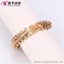 Элегантный браслет из пурпурной смородины Xuping в форме бабочки (73592)