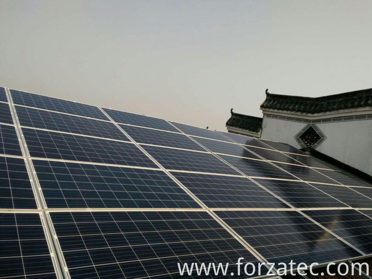 25KW PV Power Plant