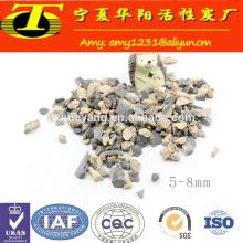 Usine professionnelle calciné alumine prix bauxite minerai acheteur